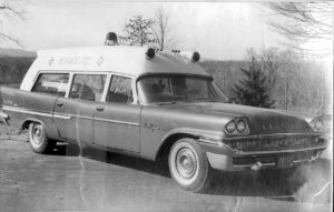 1950's Cadillac Ambulance